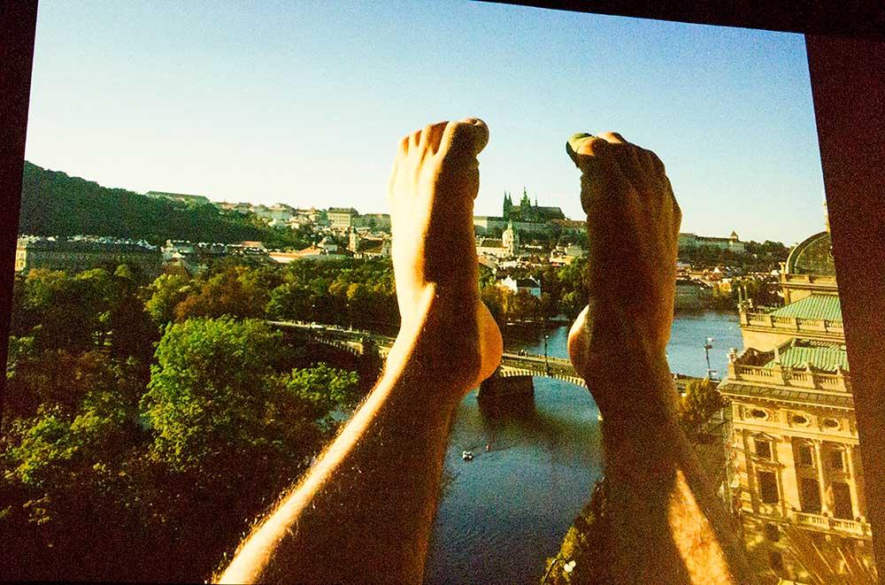 Pražský hrad kamerou Jakuba Fröhlicha