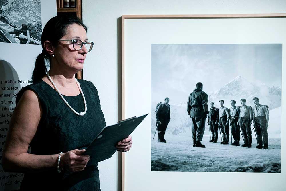 Vzpomínka na expedici Peru