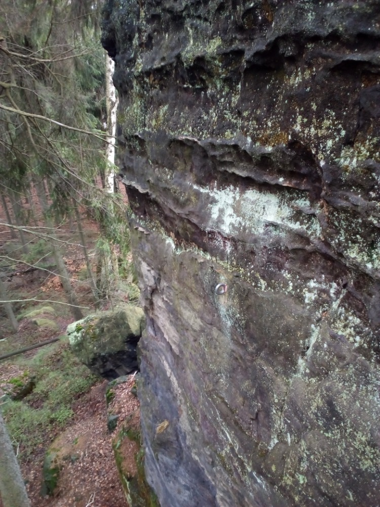 Stěnová kotva kvádr