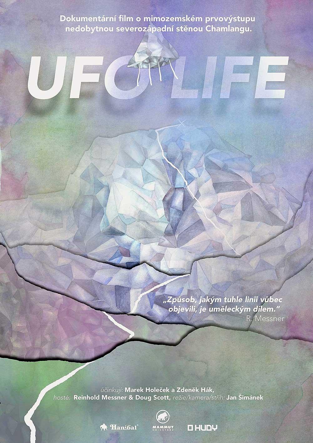 UFO life - plakát