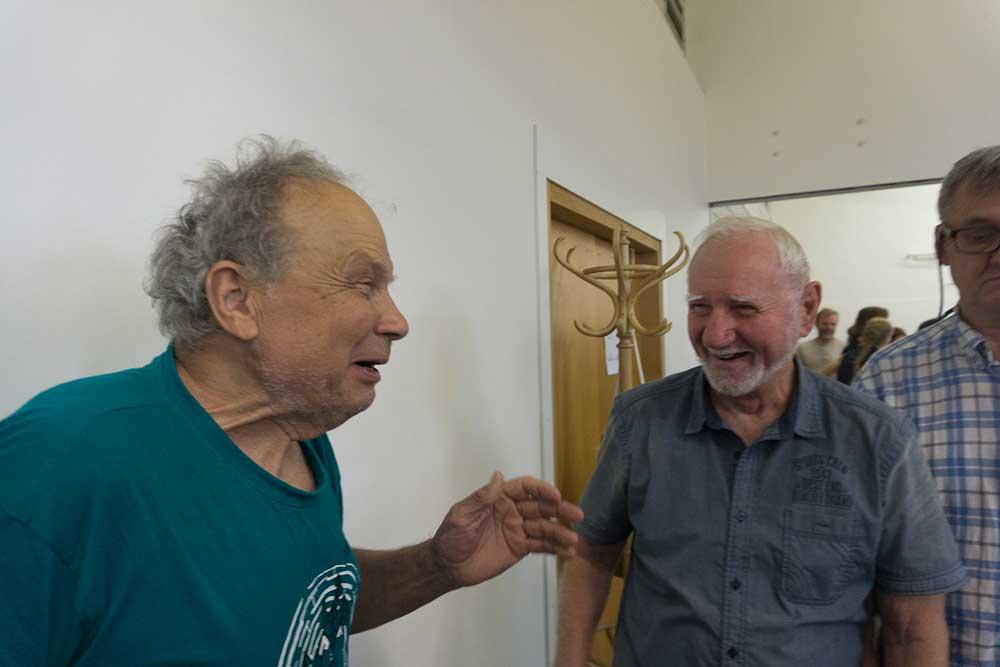 Ťéša a Gerd