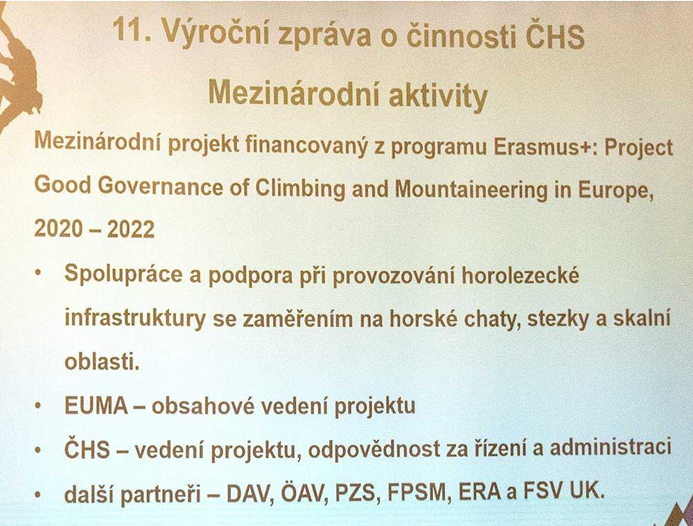 Mezinárodní aktivity 2