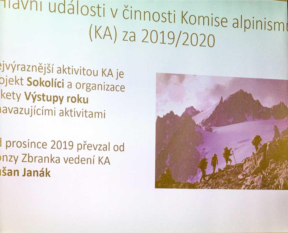 Komise alpinismu
