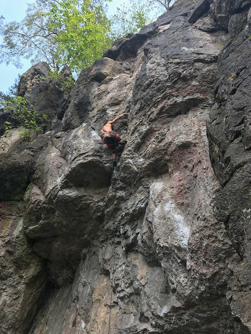 Leupoldsteiner Wand 1
