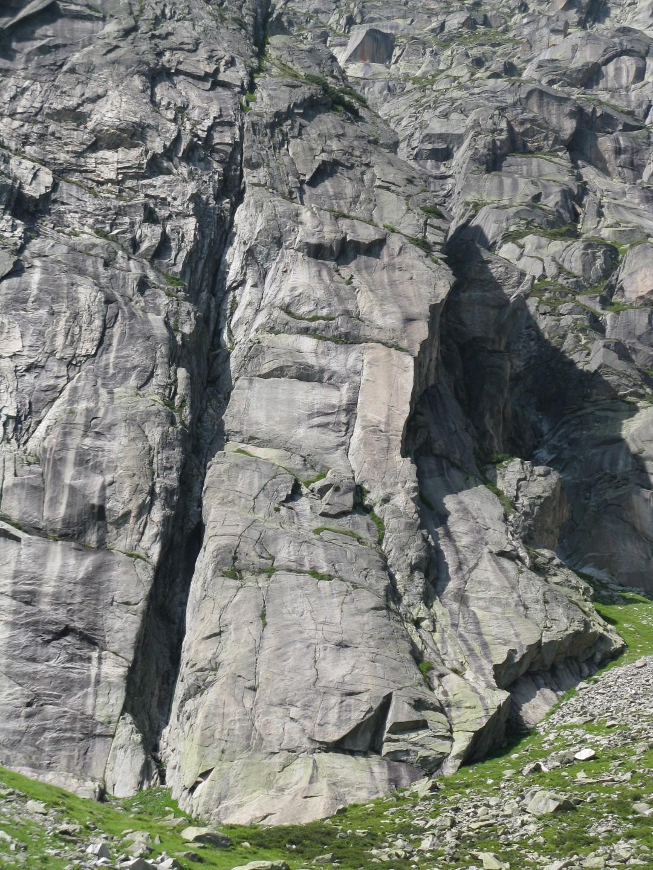 Gelmerhörner JV-pilíř