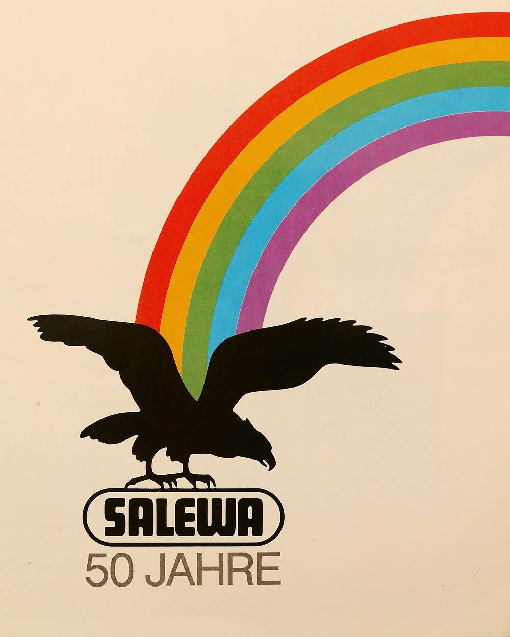 Titul brožury Salewa z 50. let