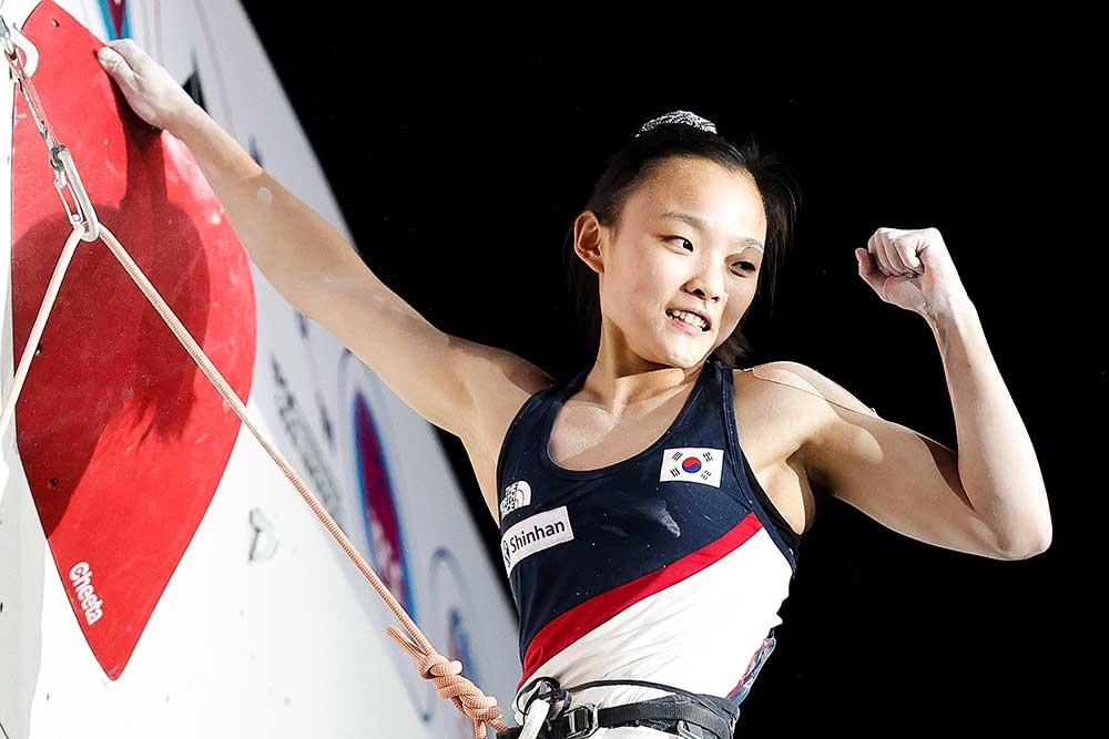Chaehyun Seo v topu